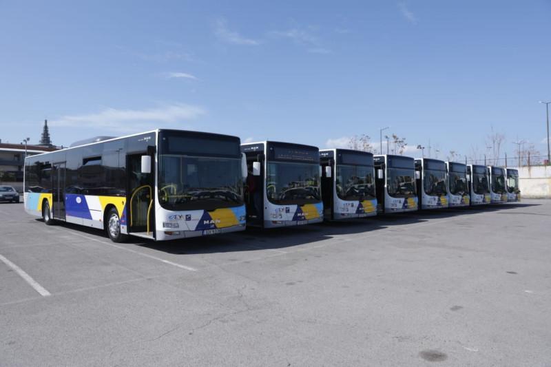 Νέα Λεωφορεία
